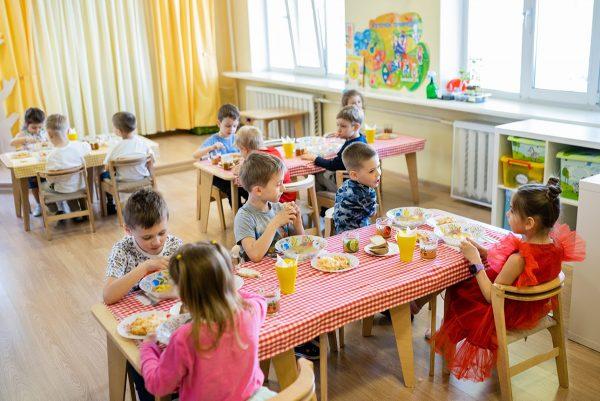 Частный детский сад (Осокорки): преимущества и особенности образования